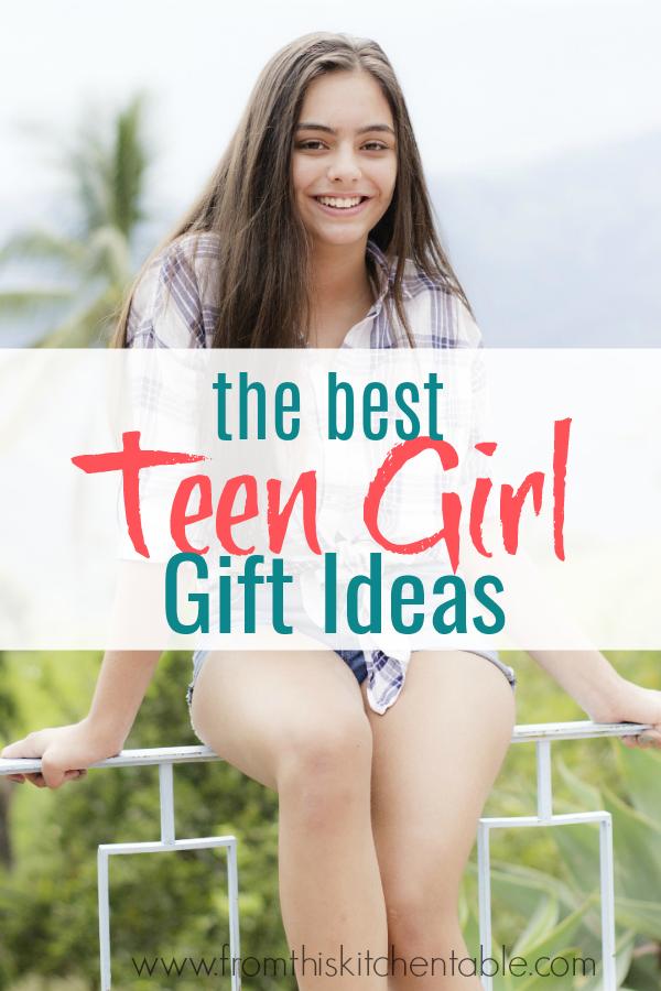 Teenage Girl Gift Ideas