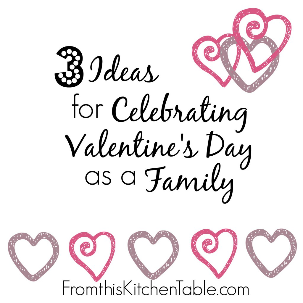 Valentine S Day Archives From This Kitchen Table