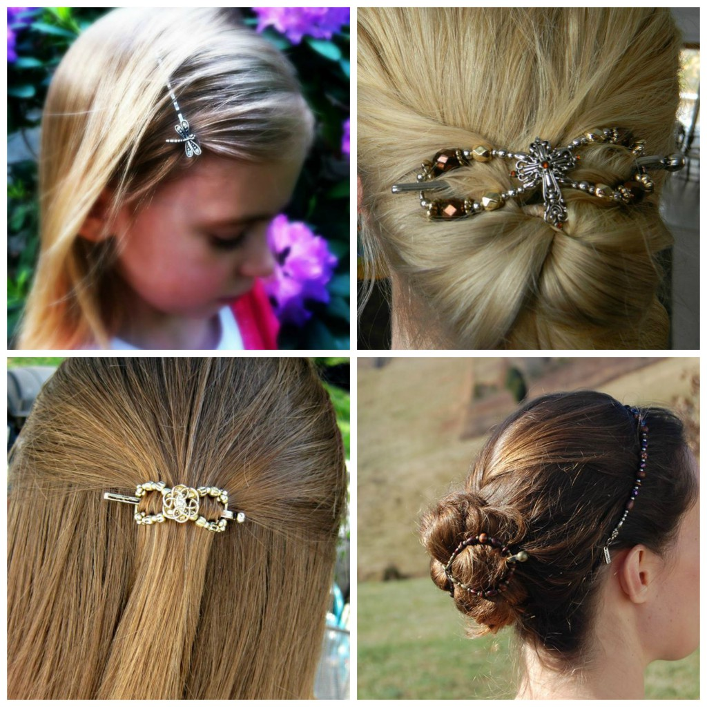 Review and Giveaway for a Lilla Rose Flexi Clip
