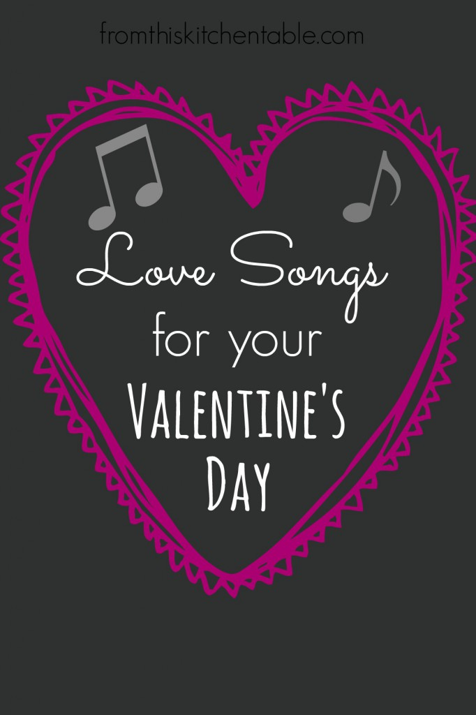 Playlist Of Love Songs Perfect For Your Valentine S Day At Home Date Night
