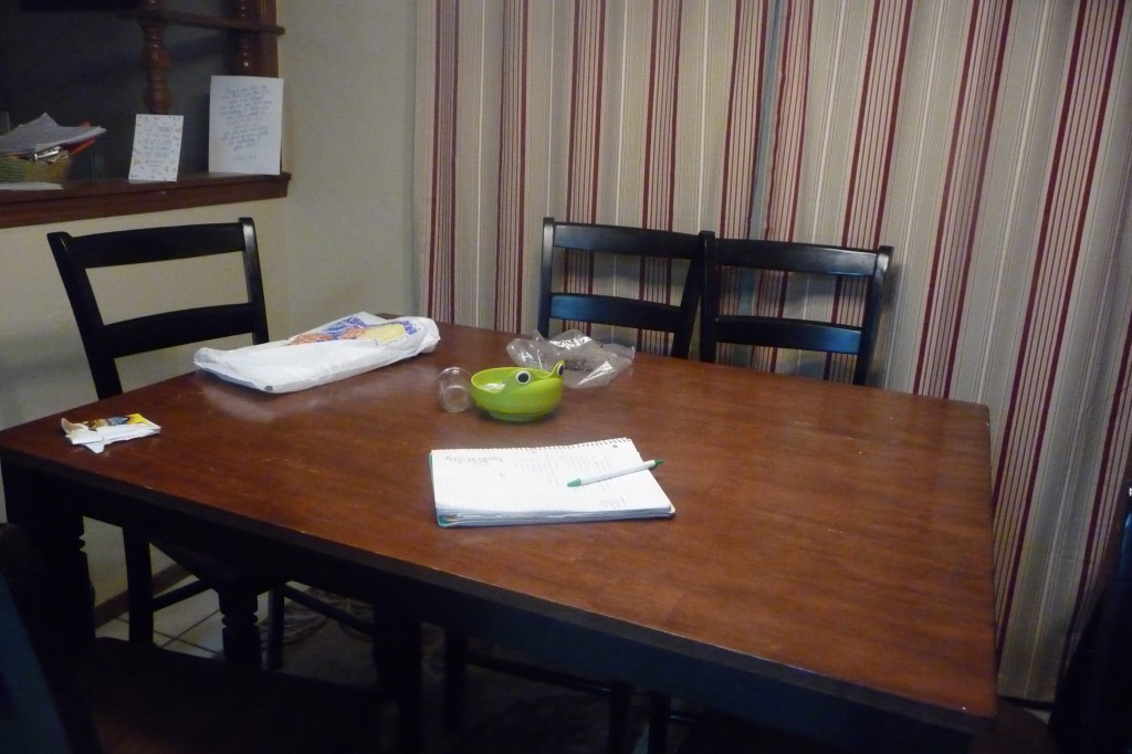 Menu Plan and Goals @ From this Kitchen Table