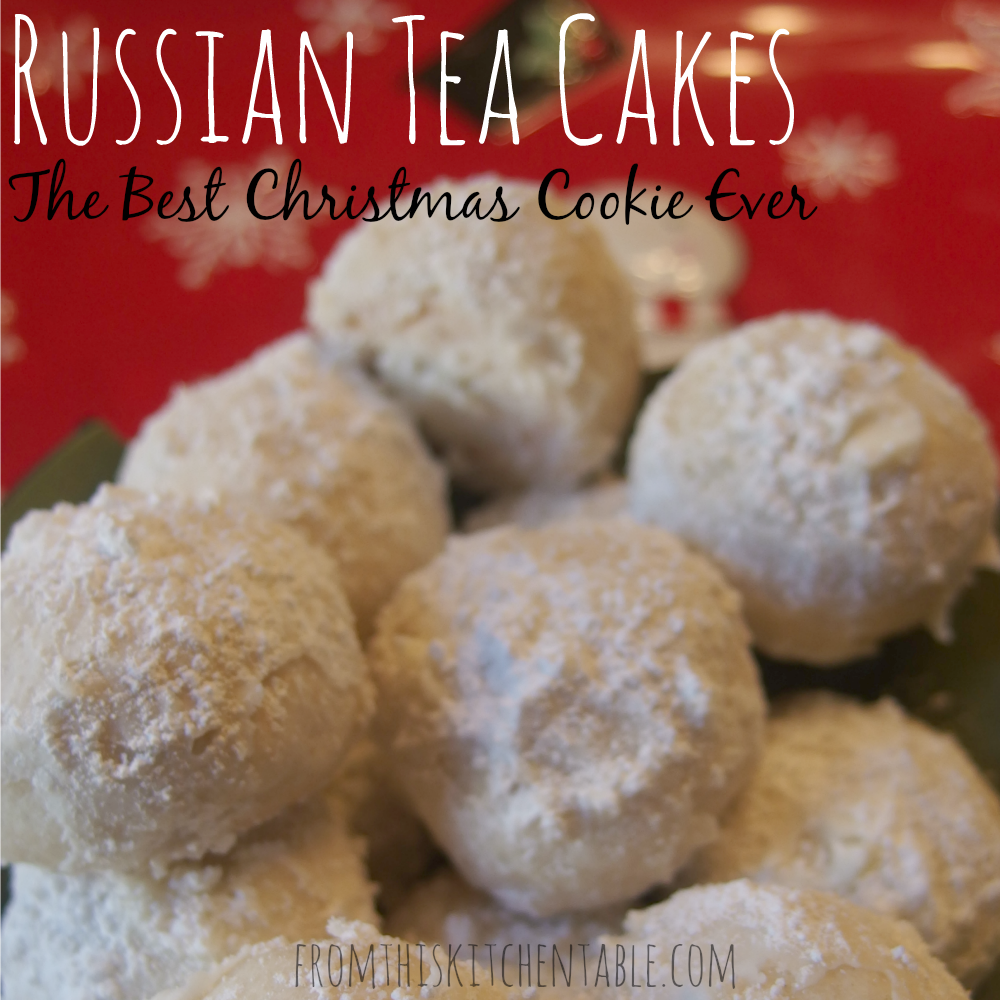 russian tea cakes aka snowballs or mexican wedding cakes or dust balls as we called