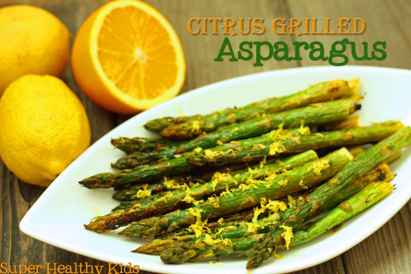 Citrus Grilled Asparagus Final copy
