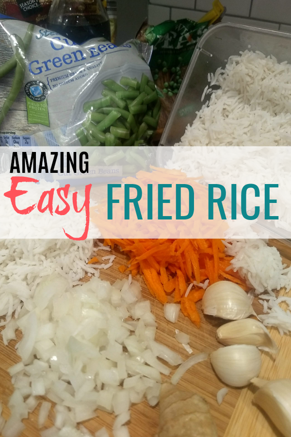 best simple fried rice recipe ingredients