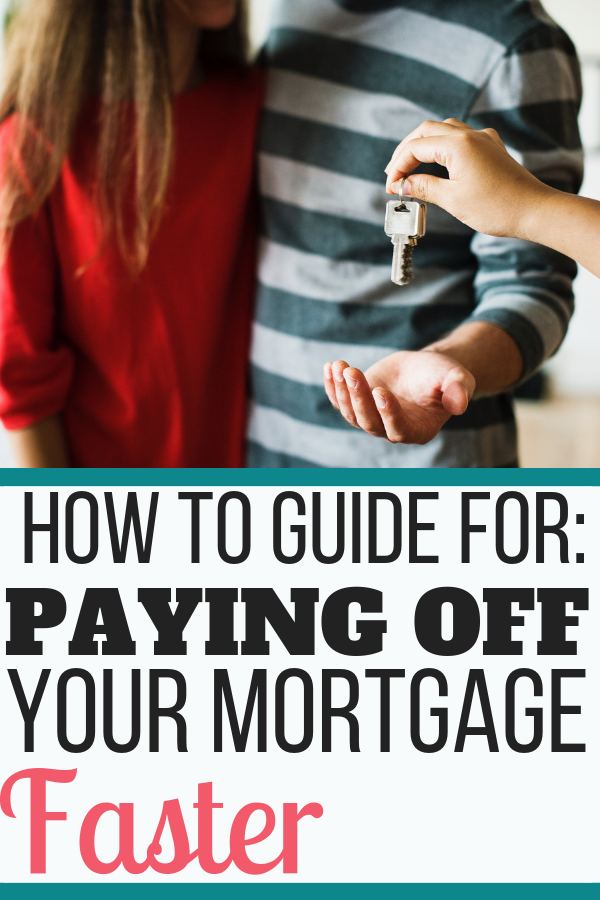 Getting the keys to your house! These tips will help you learn how to pay off mortgage faster!