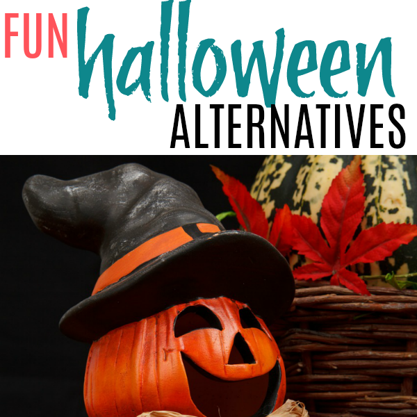 jack o lantern and list of fun halloween alternatives