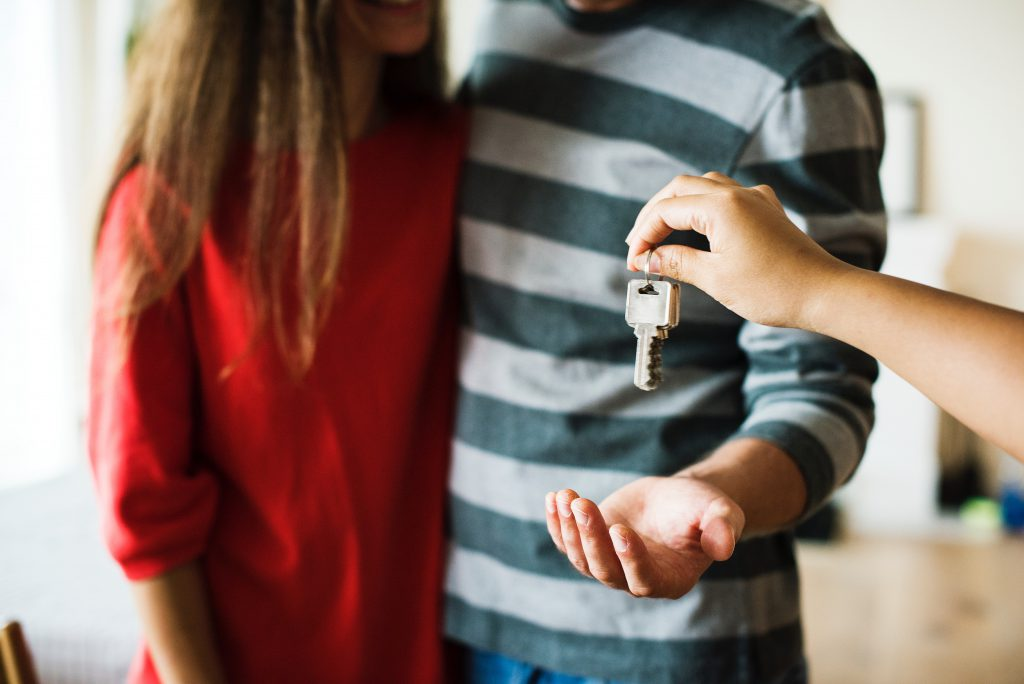 Getting keys for your house! How to pay off mortgage faster.