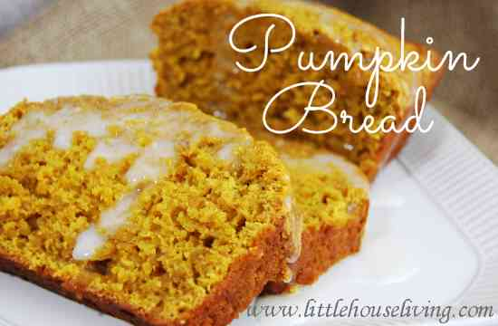 moist pumpkin bread recipes